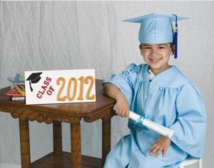Colin's Graduation